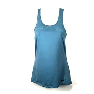 NWT Nike blue tank size medium
